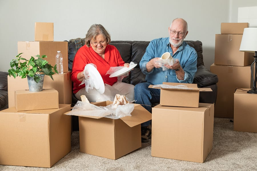 Downsizing Your Parent's Home